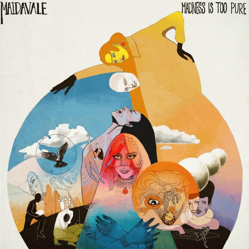 Swedish four-Piece MaidaVale