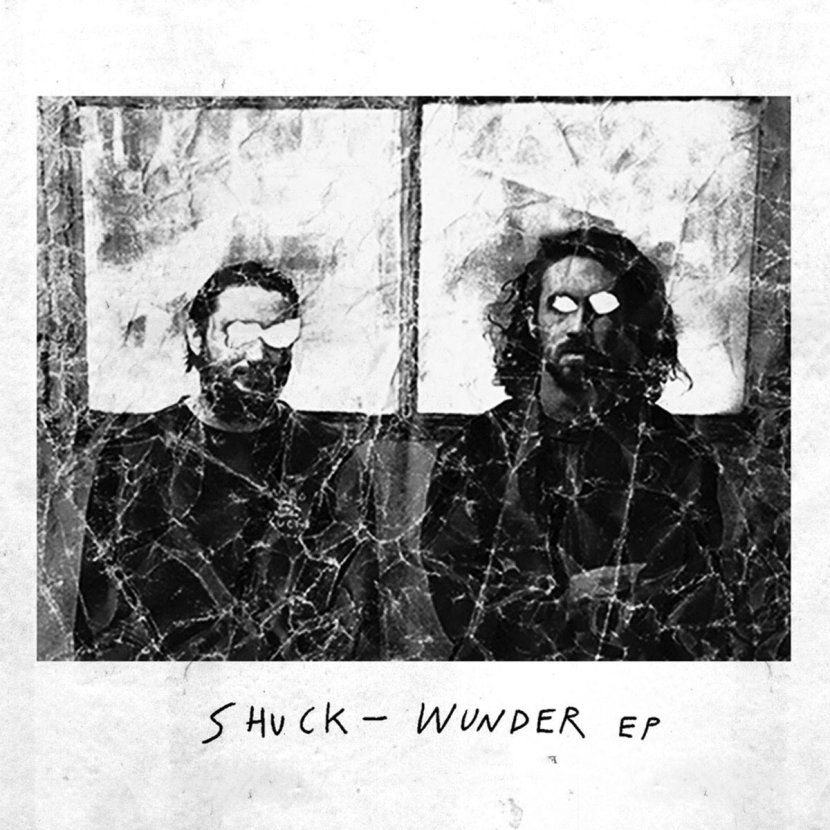 SHUCK release WUNDER EP on Hominid Sounds