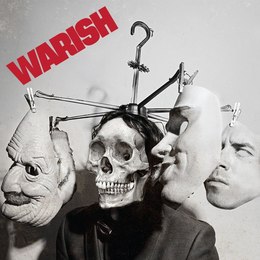 Dirty punk on the new Warish