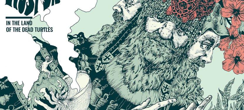 French stoner rock Wizard MustDie