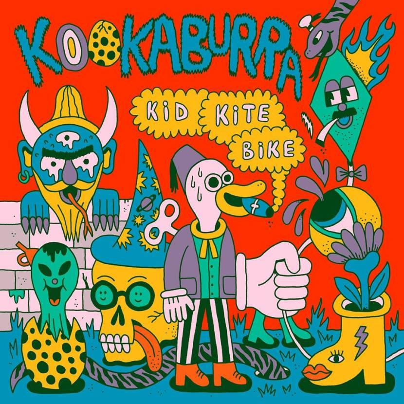 Belgian garagerockers Kookaburra