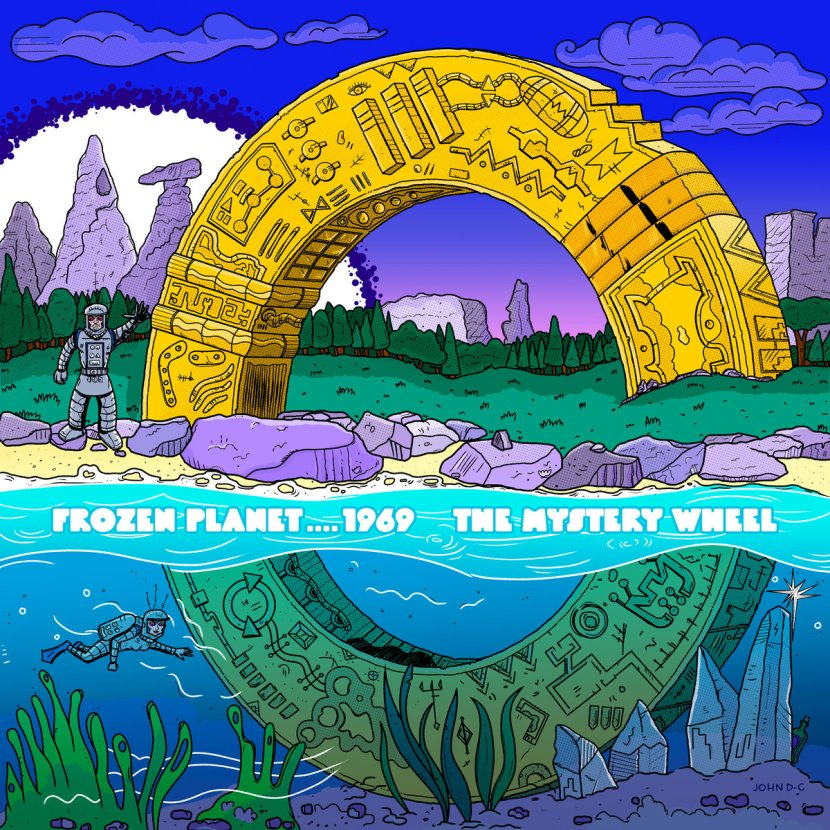 Frozen Planet….1969 share unreleased track