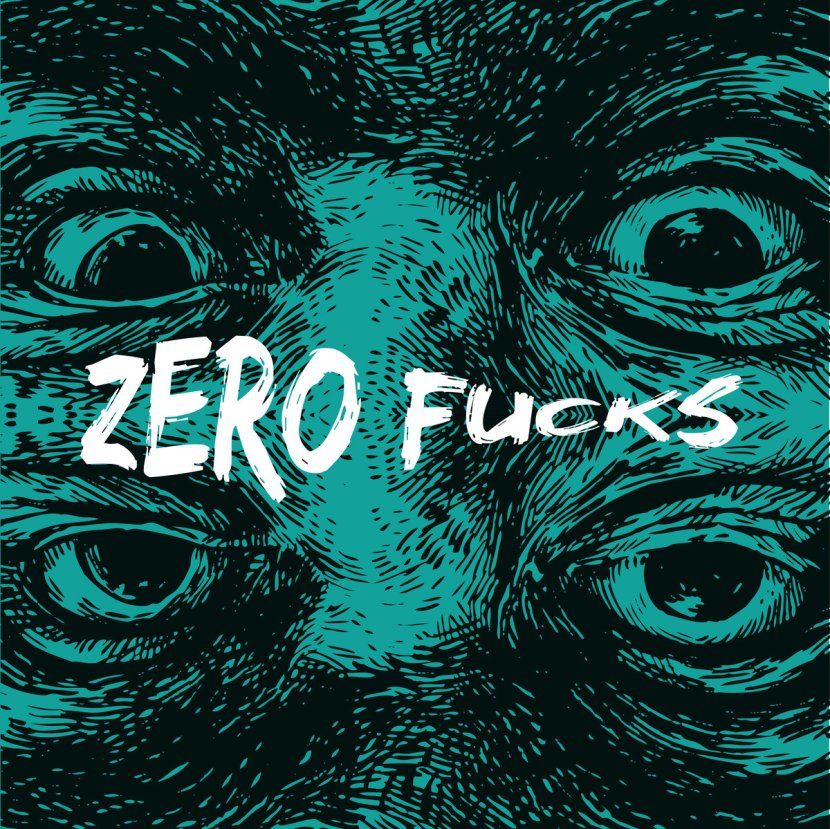 "Helicon release ""Zero Fucks"" on Fuzz Club"