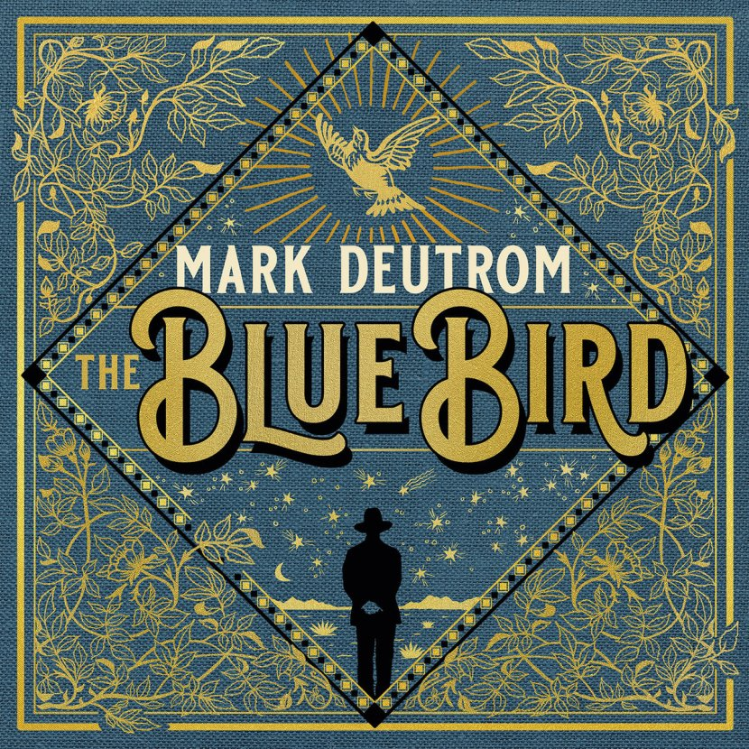 "Mark Deutrom releases ""The Blue Bird"""