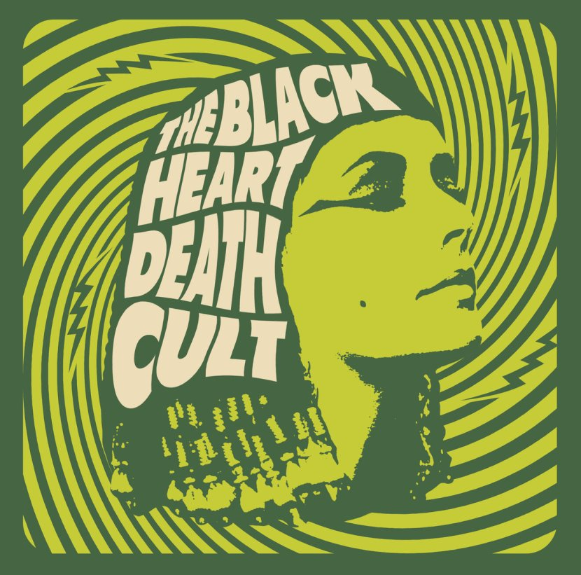 The debut LP by The Black Heart Death Cult