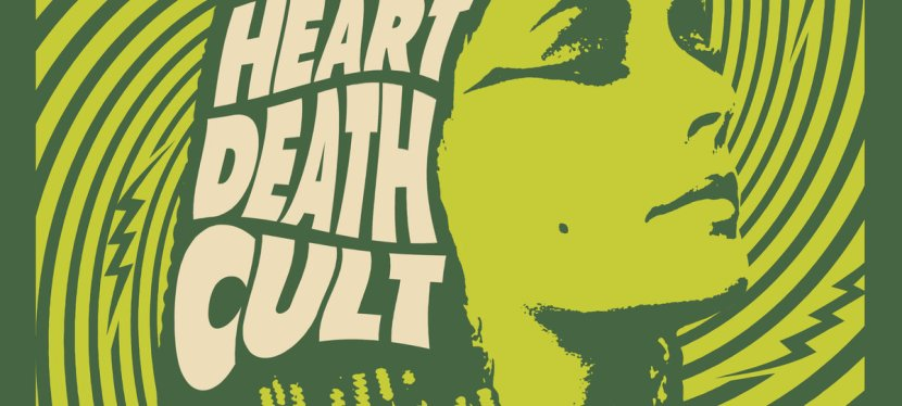 The debut LP by The Black Heart DeathCult