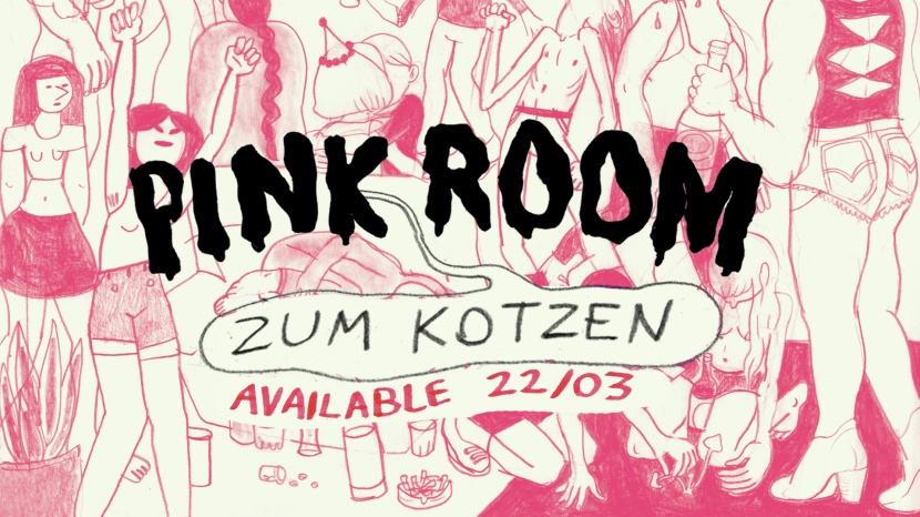 Belgian Noisepunk sensation Pink Room return