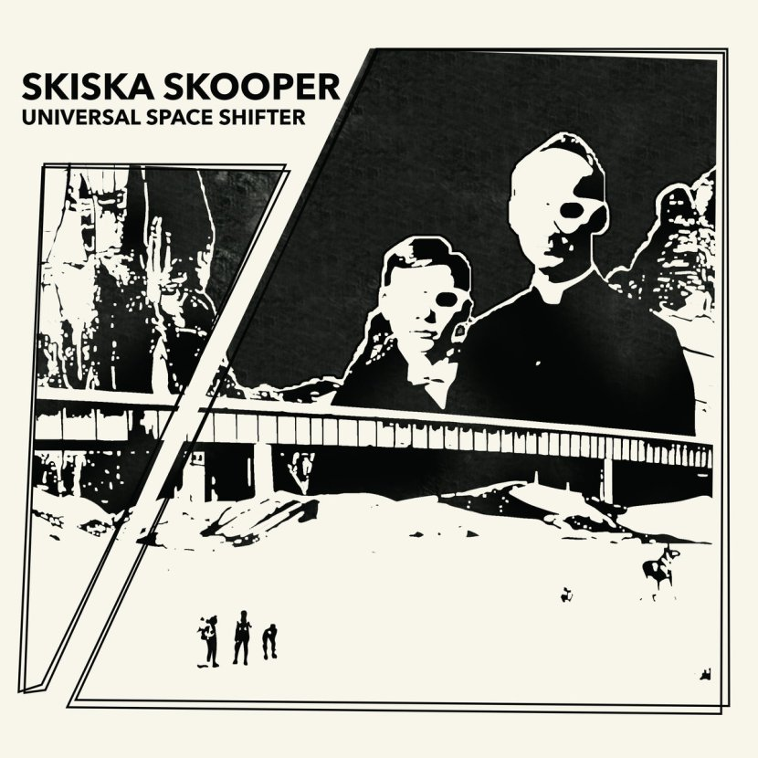 "42 minutes video for ""Introvert Party' by the Belgian noiserockers Skiska Skooper"