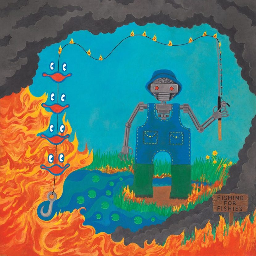 King Gizzard & The Lizard Wizard share 'Fishing For Fishies'