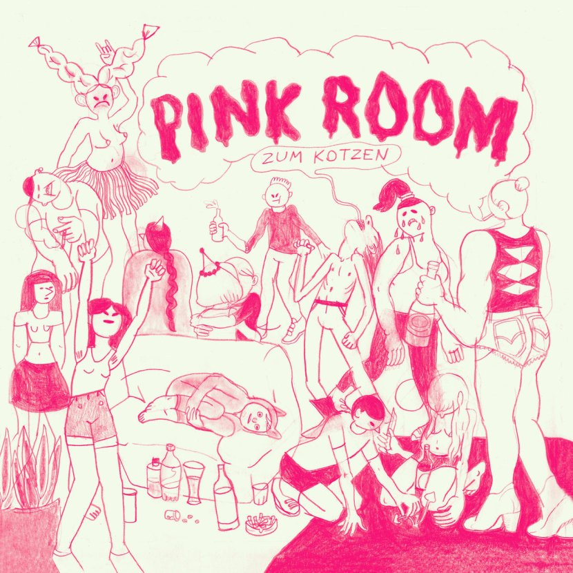 Pink Room release 'ZumKotzen'