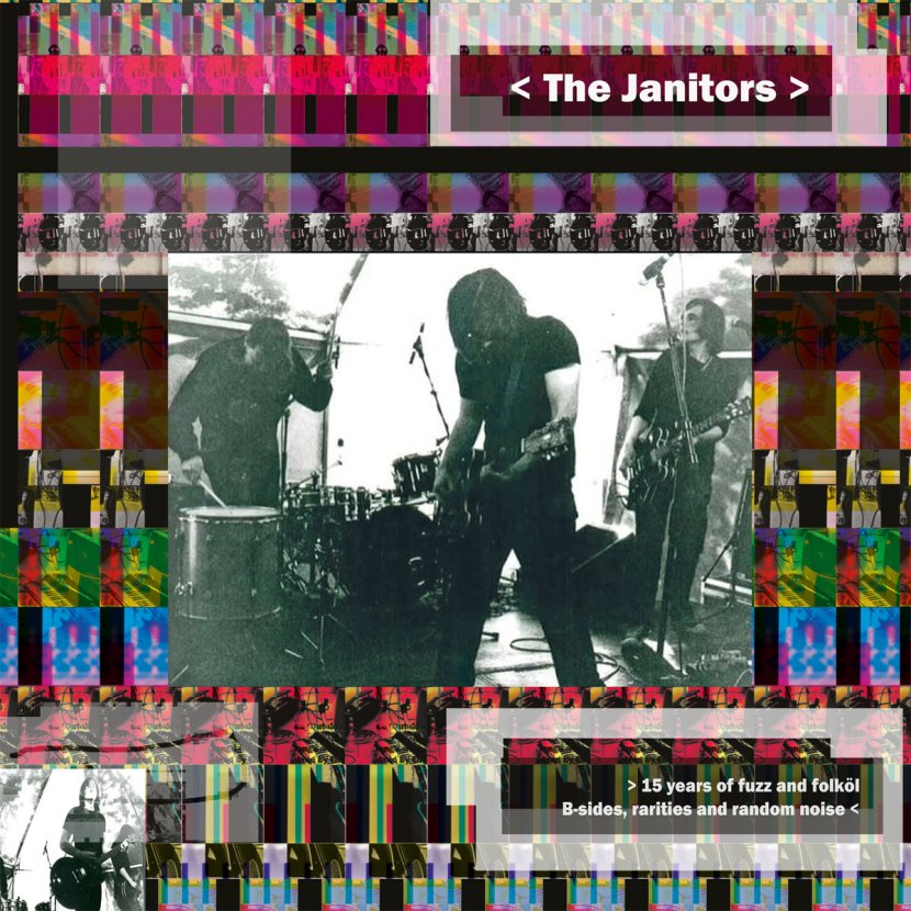 The Janitors – 15 Years of Fuzz and Folköl