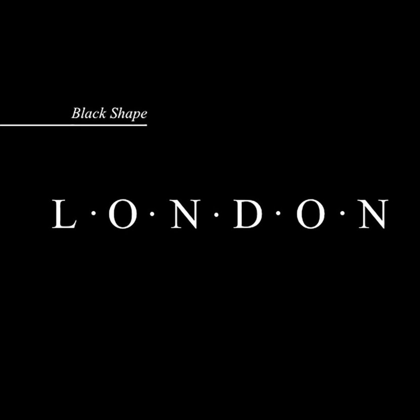 Track of the week: Black Shape releaseLondon