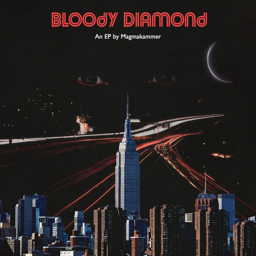 Magmakammer release new EP 'Bloody Diamond'
