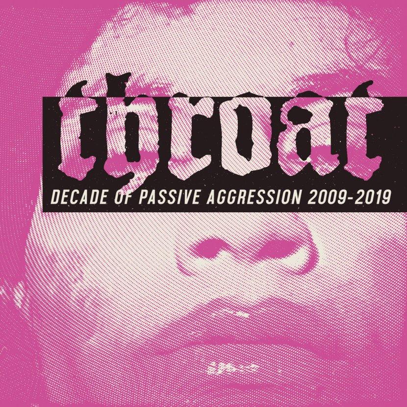 Finnish noiserockers Throat release 'Decade of Passive Aggression 2009-2019'
