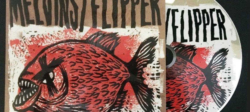 Melvins/Flipper 10″ 'HotFish'
