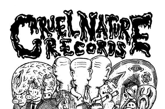 UK label Cruel NatureRecords