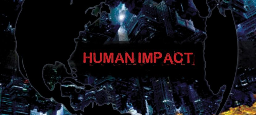 Second track by Supergroup Human Impact