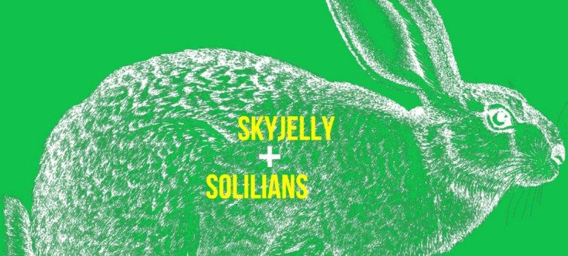 Skyjelly / Solilianssplit